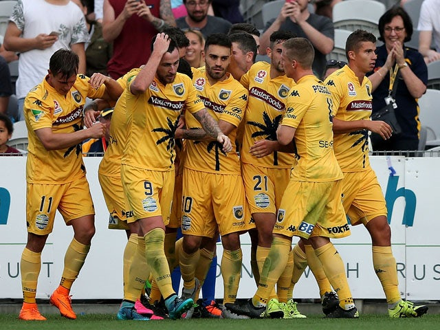 Result: Ferreira brace guides Mariners to victory