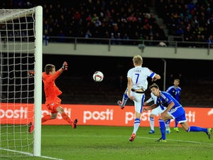 Live Commentary: Finland 1-1 N. Ireland - as it happened