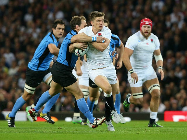 Result: England bow out with emphatic win