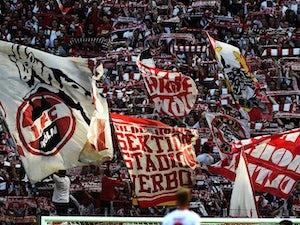 FC Koln held by SV Darmstadt 98