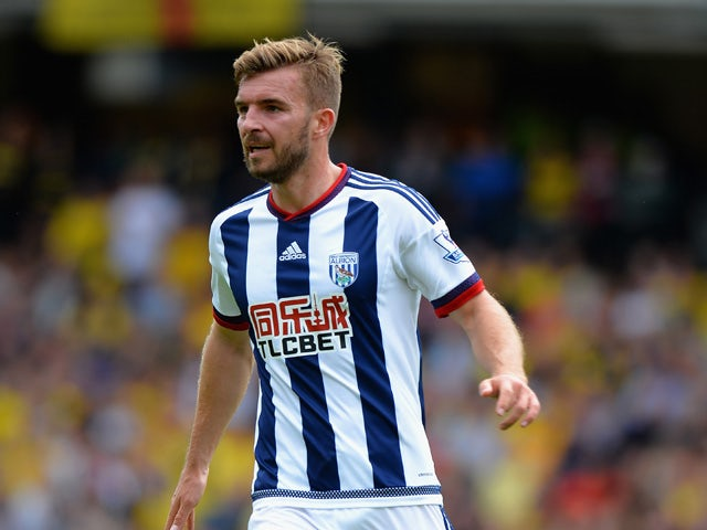 Result: West Brom claim narrow win over Stoke