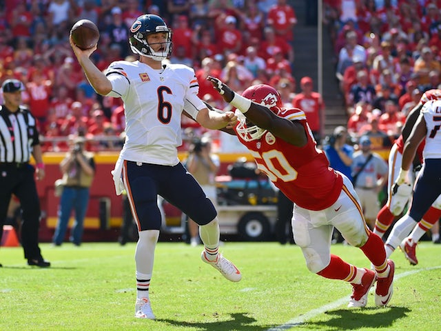 Result: Cutler inspires Bears comeback over Chiefs