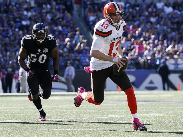 Result: Browns beat rivals Baltimore in overtime