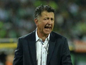 Osorio: 'Mexico fight until the bitter end'