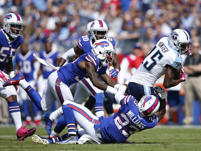 Result: Bills come from behind to beat Titans