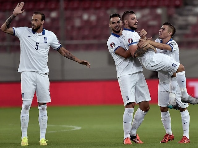 Result: Greece score four to beat Hungary in thriller