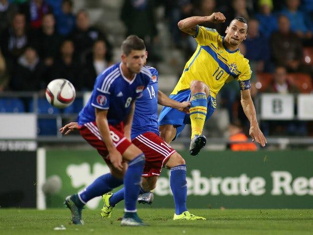 Result: Sweden keep qualification hopes alive
