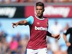 Team News: Manuel Lanzini on bench for West Ham United