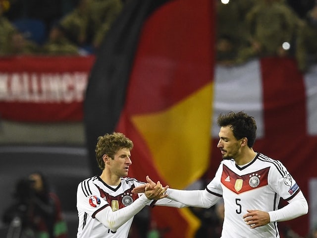 Result: Germany edge past Georgia to book Euro spot