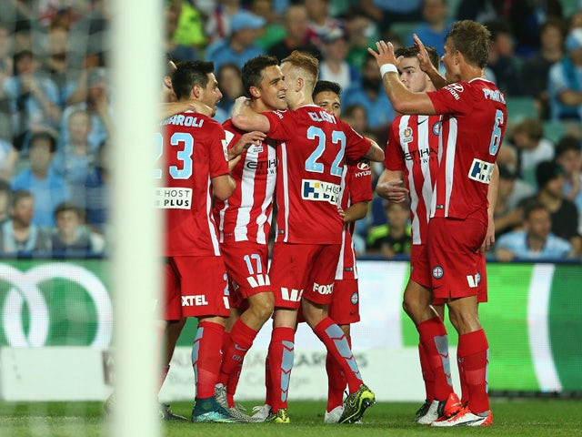 Result: Sydney FC, Melbourne City draw in A-League