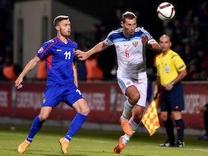 Russia earn vital win over Moldova