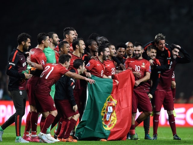 Result: Portugal progress to Euro 2016