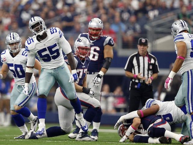 Result: Edelman seals Patriots win in Dallas