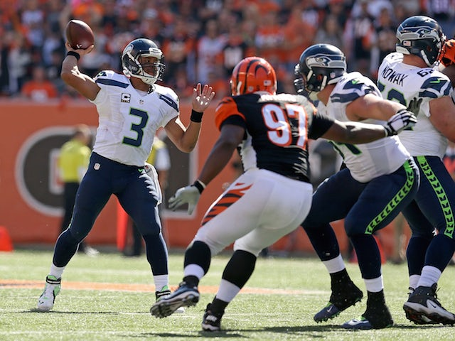 Result: Nugent field goal for Bengals downs Seahawks