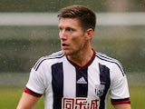 Sebastien Pocognoli of West Bromwich Albion controls the ball during the friendly match between Red Bull Salzburg and West Brom on July 8, 2015 in Schladming, Austria.