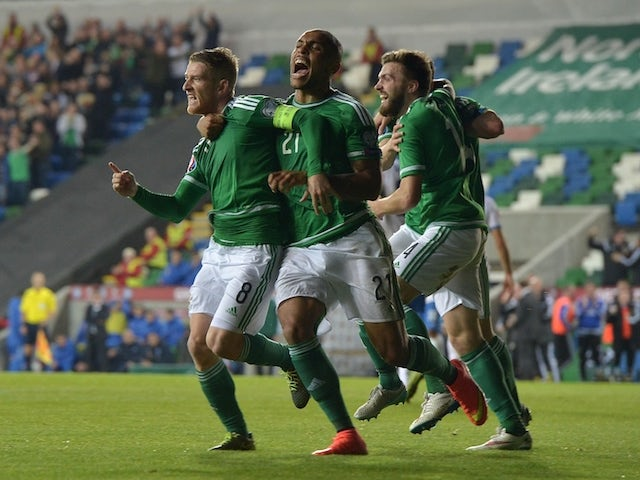 Result: Northern Ireland secure Euro 2016 place