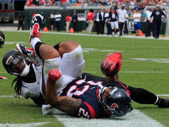 Result: Texans battle past Jaguars for second win