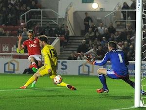 Wilbraham brace puts Bristol City in control
