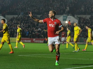 Wilbraham brace fires Bristol City to victory