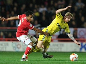 Forest send Burke to Rotherham