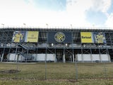 A general view of MAPFRE Stadium before a MLS between Toronto FC and the Columbus Crew SC on March 14, 2015
