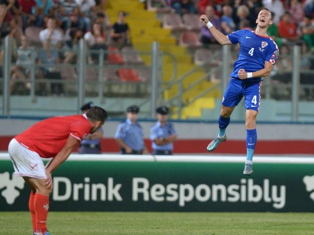 Result: Croatia battle to Euro 2016 spot