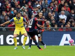 Genoa edge Chievo in five-goal thriller