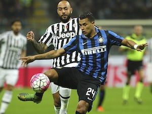 Inter Milan settle for draw with Juventus
