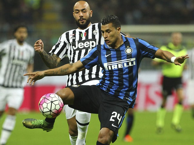 Result: Inter Milan settle for draw with Juventus