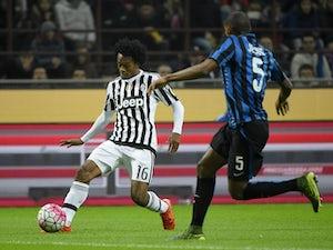 Team News: Juan Cuadrado returns for Juventus