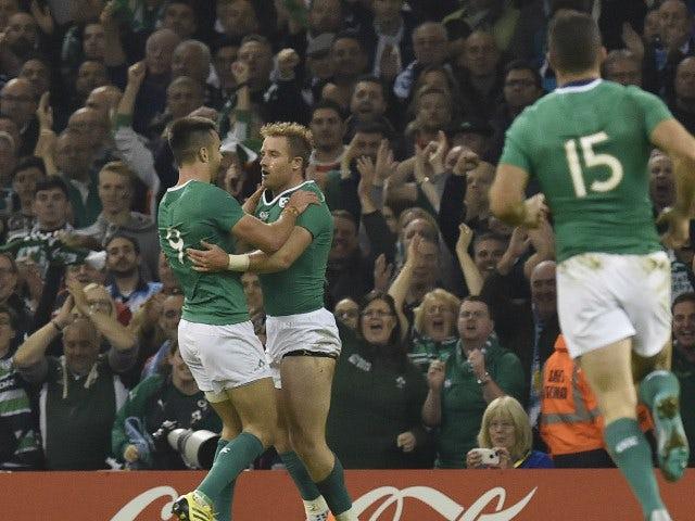 Result: Ireland earn historic win over New Zealand