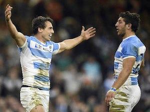 Result: Argentina edge past Italy