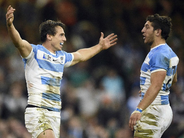 Result: Argentina edge past Italy