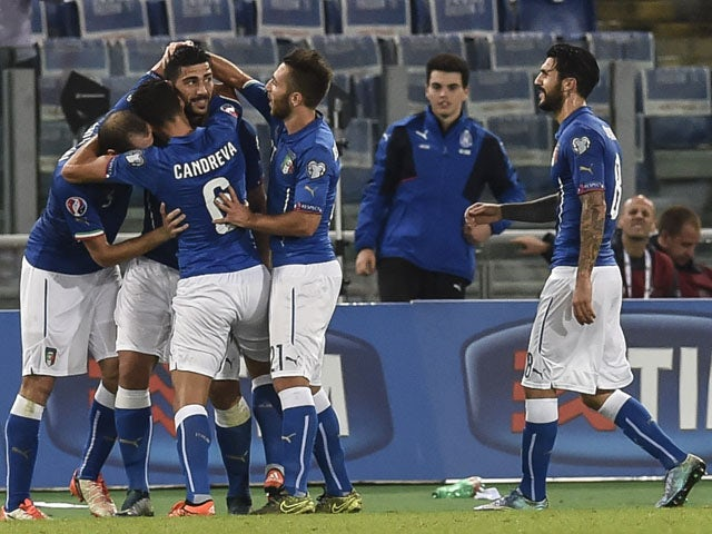 Result: Italy comeback dents Norway hopes