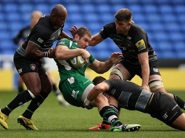 Result: Tigers beat Irish in cagey clash