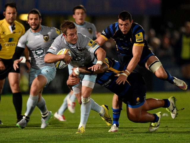 Result: Worcester win on Premiership return