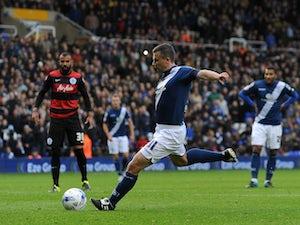 Caddis fires Birmingham to victory