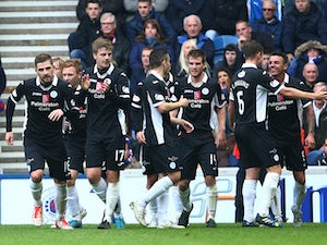 Manny Duku double helps Raith Rovers sweep aside Queen of the South