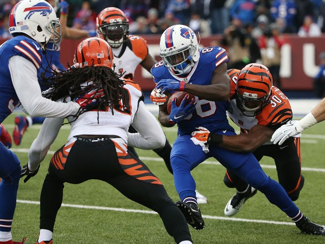Result: Bengals remain unbeaten with Bills victory