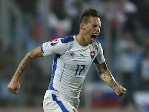 Skrtel, Hamsik make Slovakia squad