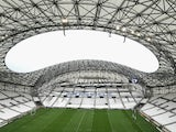 A general view of the Stade Velodrome, prior to the European Rugby Champions Cup semi final match between RC Toulon and Leinster at Stade Velodrome on April 19, 2015 in Marseille, France.