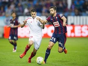 Team News: Vitolo starts for Sevilla