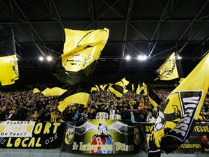 Vitesse share points with Heracles