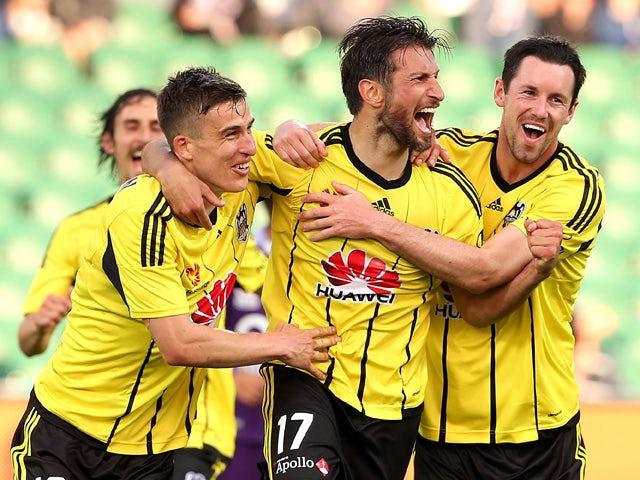 Result: Late Vince Lia winner sinks Perth Glory