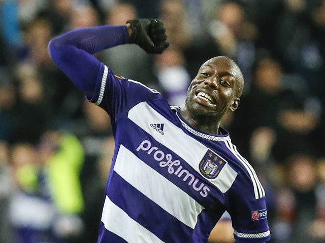 Result: Stefano Okaka wins it for Anderlecht