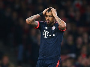 Vidal takes positives from stalemate