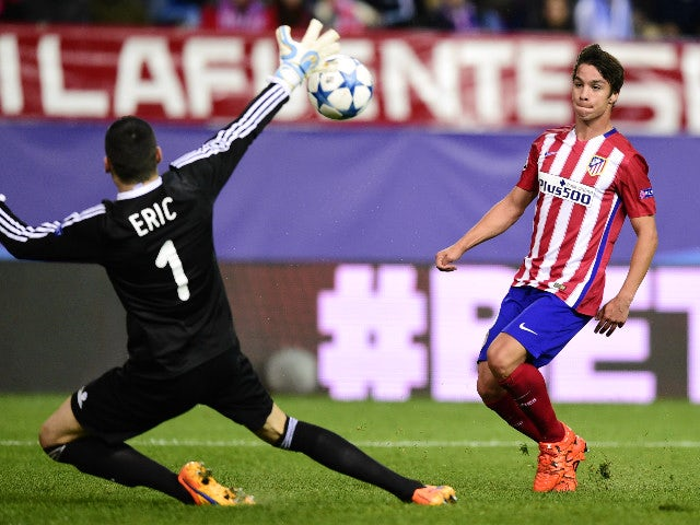 Result: Atletico Madrid rout weakened Astana