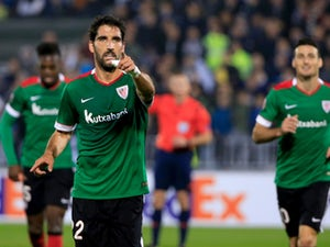 Garcia keeps Bilbao in Champions League contention
