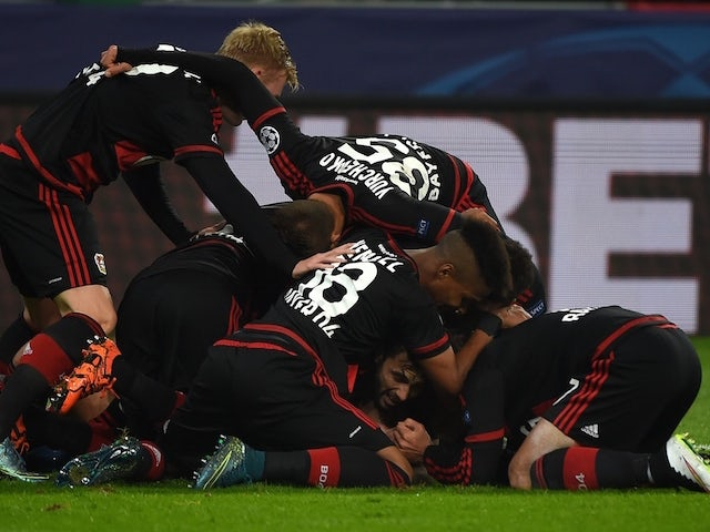 Result: Leverkusen win big away to Viktoria Koln