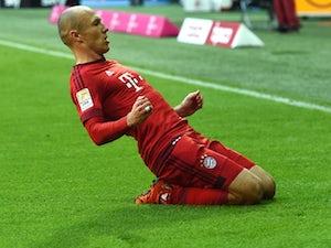 Bayern continue winning run in Bundesliga